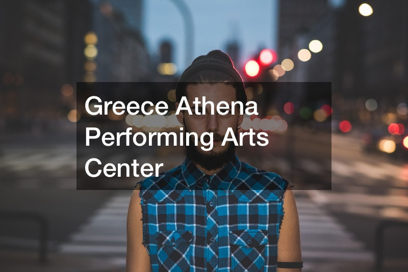 Greece Athena Performing Arts Center