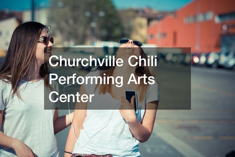 Churchville Chili Performing Arts Center