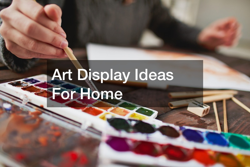Art Display Ideas For Home